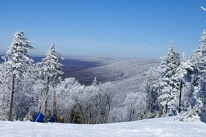 The Backstory of Snowshoe Mountain