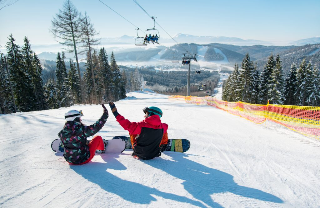 Spend Thanksgiving at Snowshoe Mountain This Year